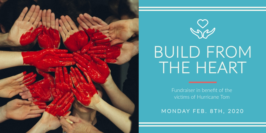 Build from the Heart - Twitter Ad Template