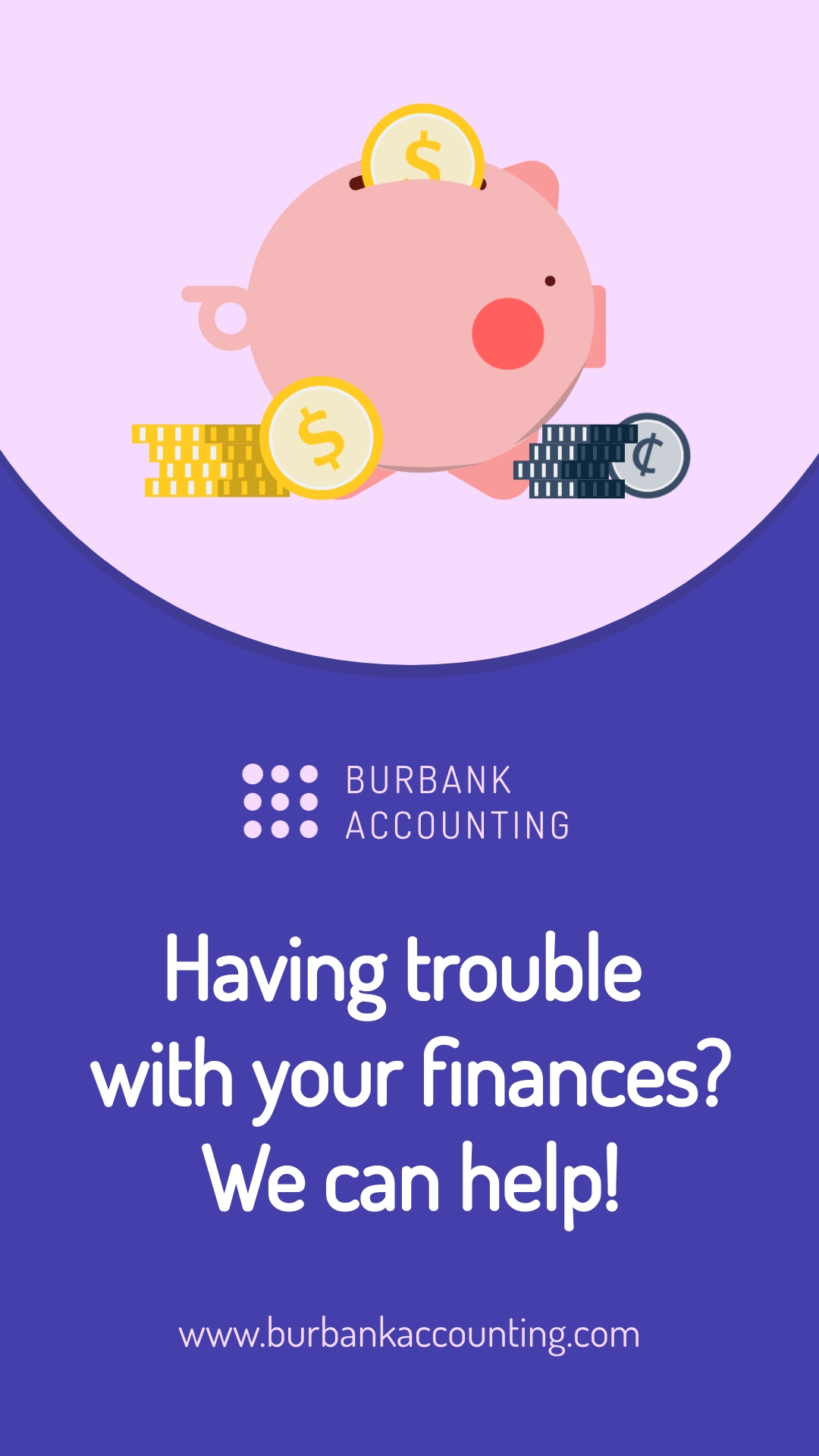 Burbank Accounting Vertical Template