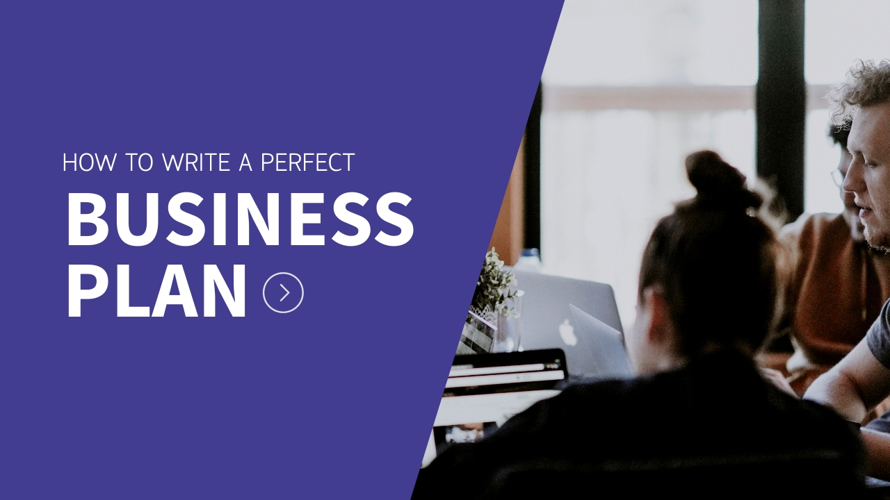 Business Plan Youtube Video Cover Template