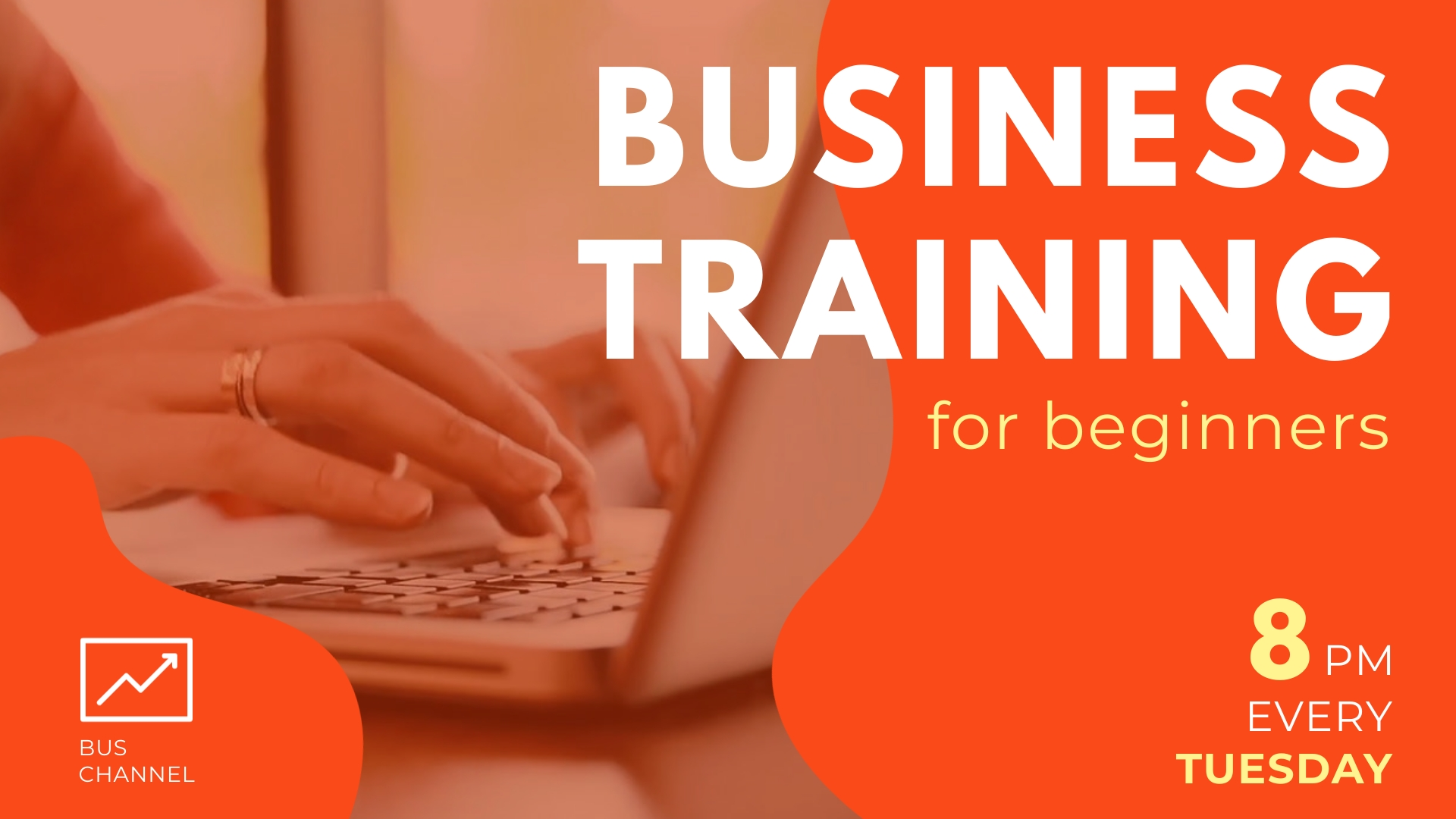 Business Training Intro - Video Template