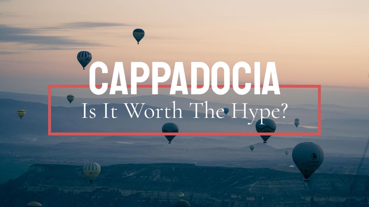 Cappadocia Youtube Thumbnail Template
