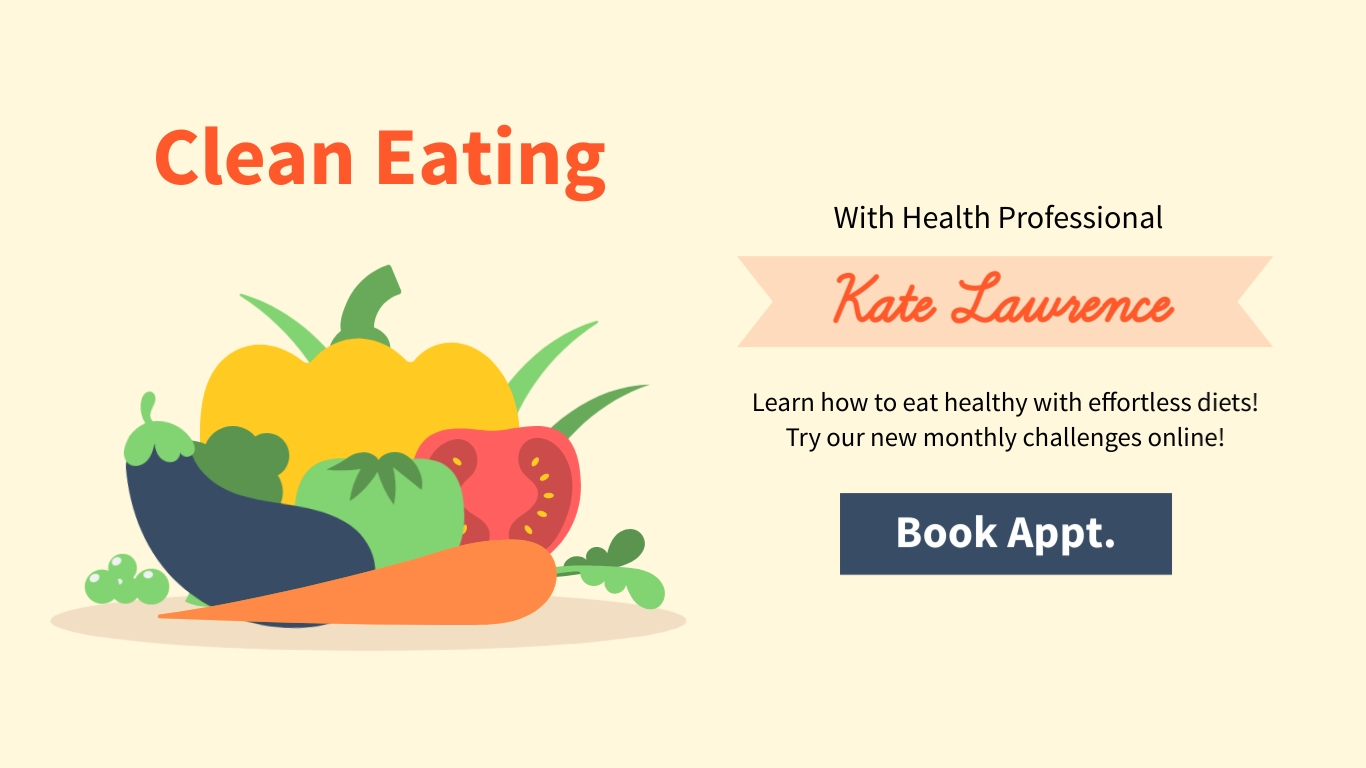 Clean Eating - Facebook Ad Template