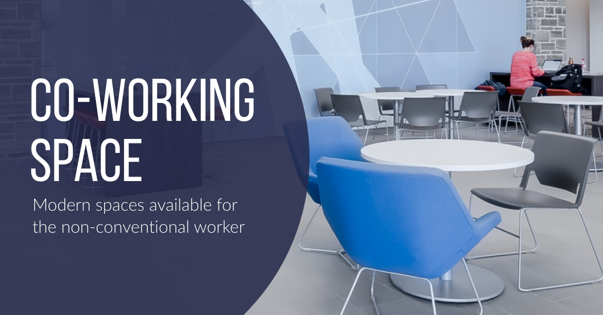 Co-Working Space - Facebook Ad Template