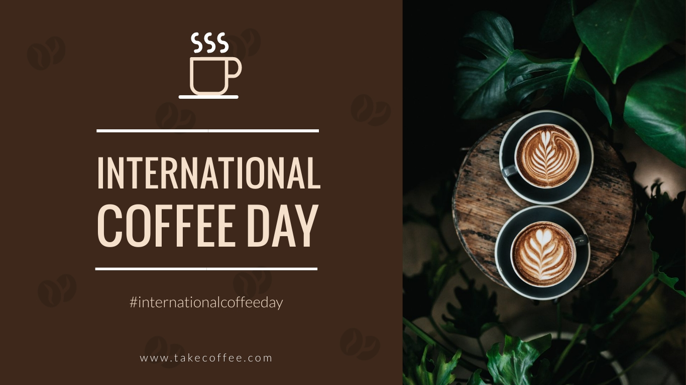 Coffee Day Animated Wide Template
