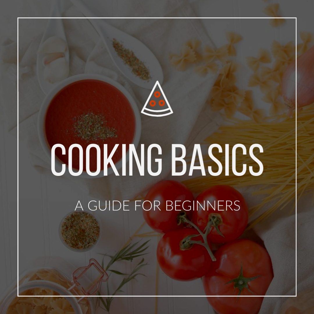 Cooking Basics Animated Square Template