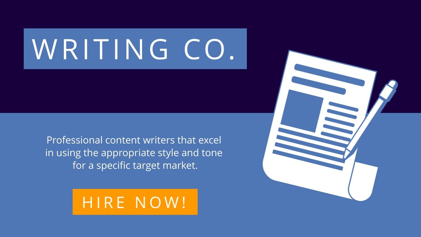 Copywriting Co - Facebook Ad Template