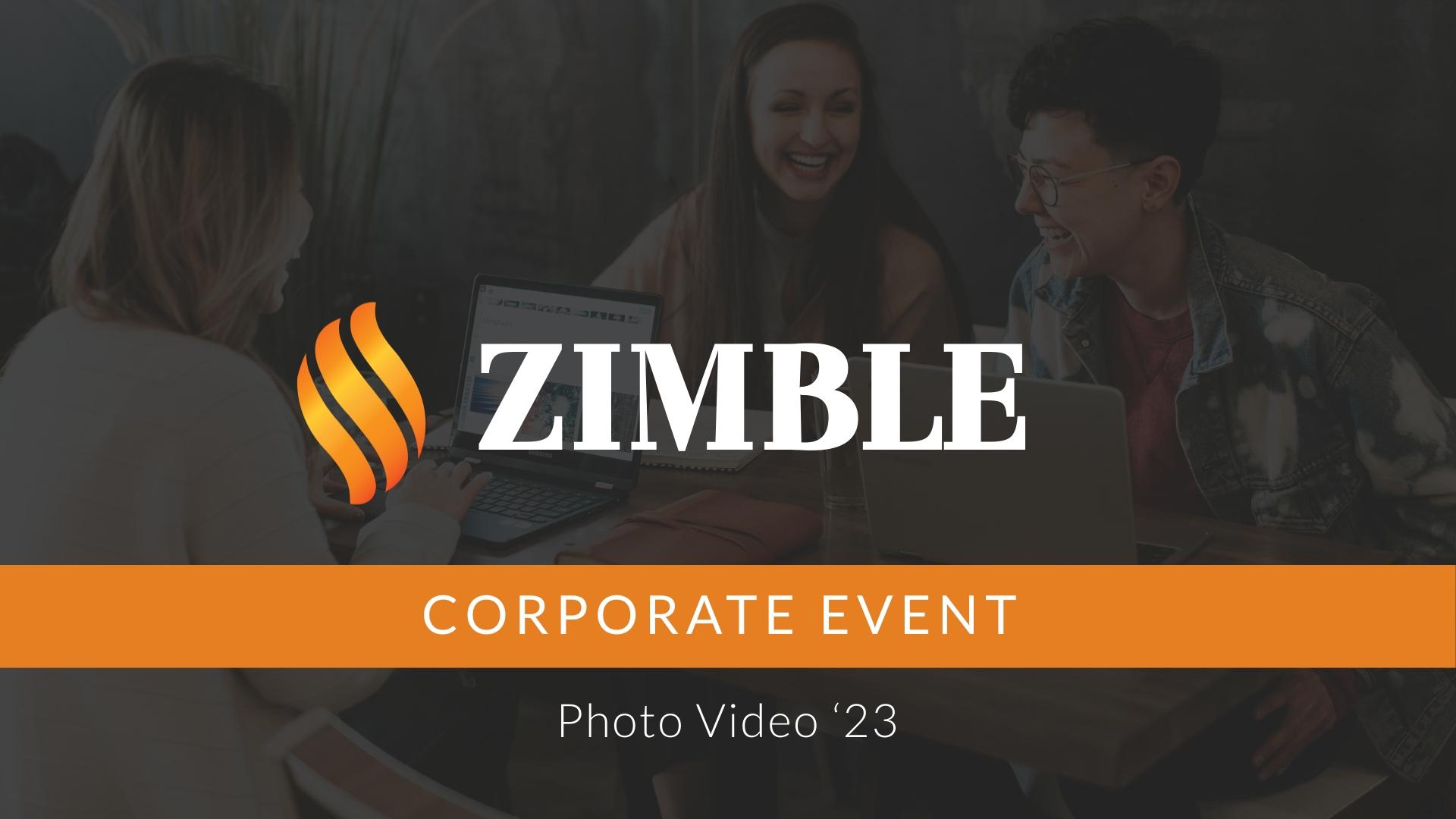 Corporate Event - Photo Video Template