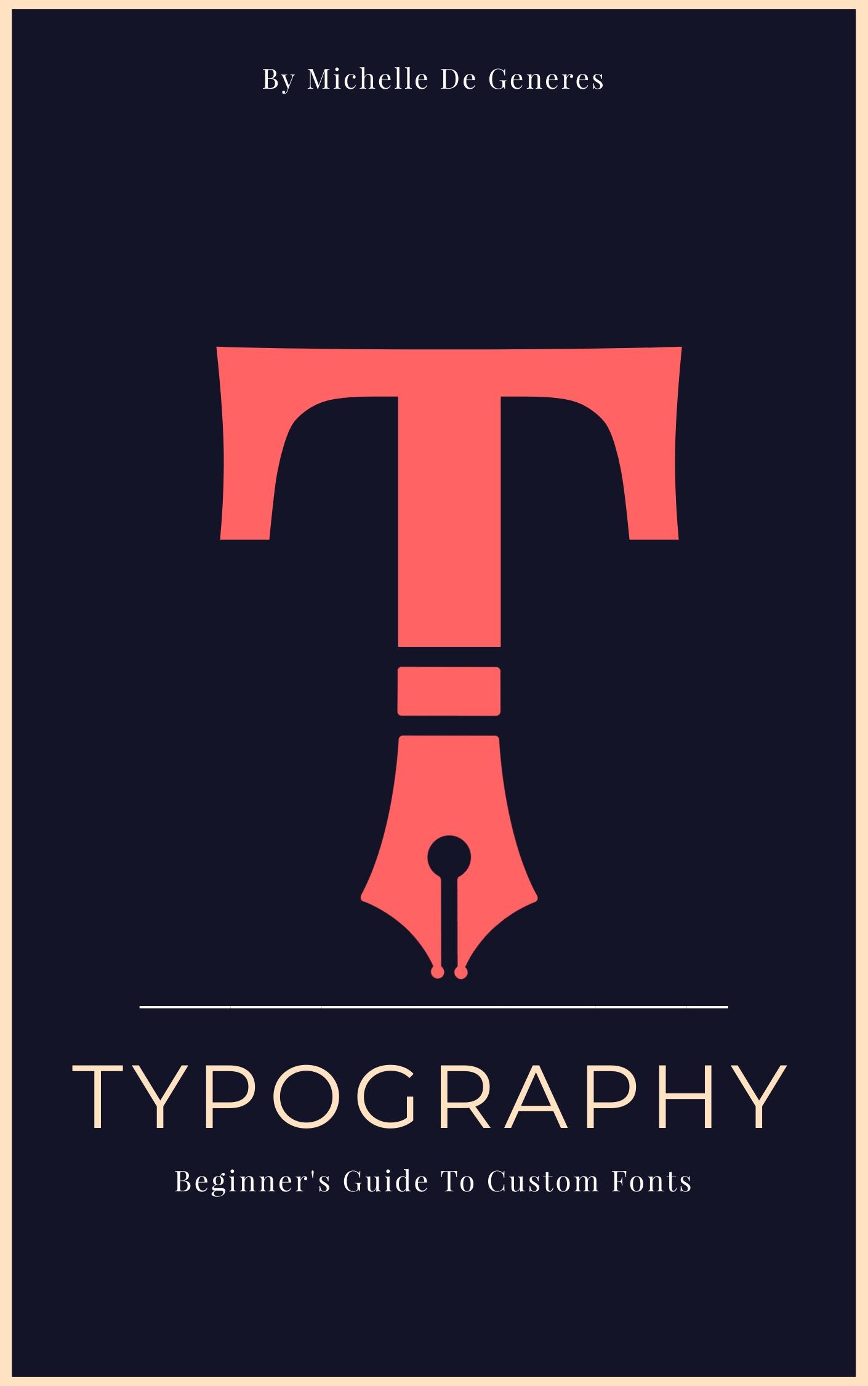 Creative - Book Cover Template
