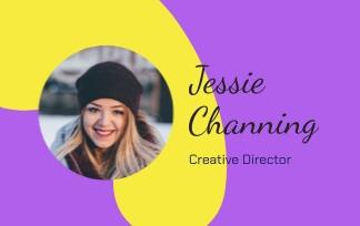 Creative Director - ID Card Template