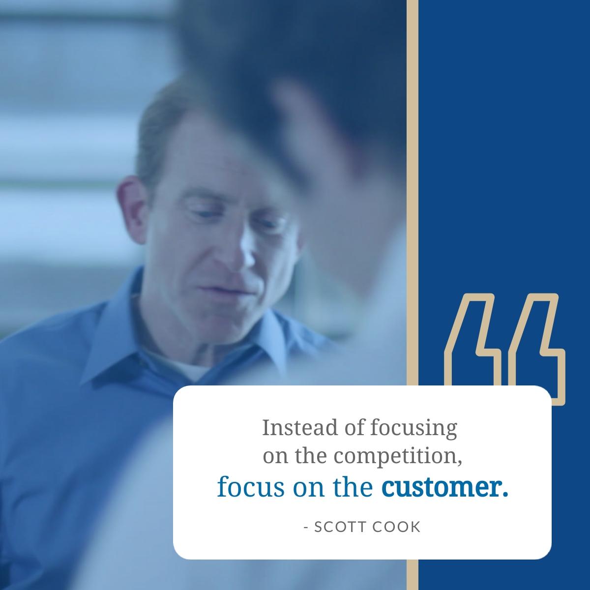Customer Service Quote - LinkedIn Post Template