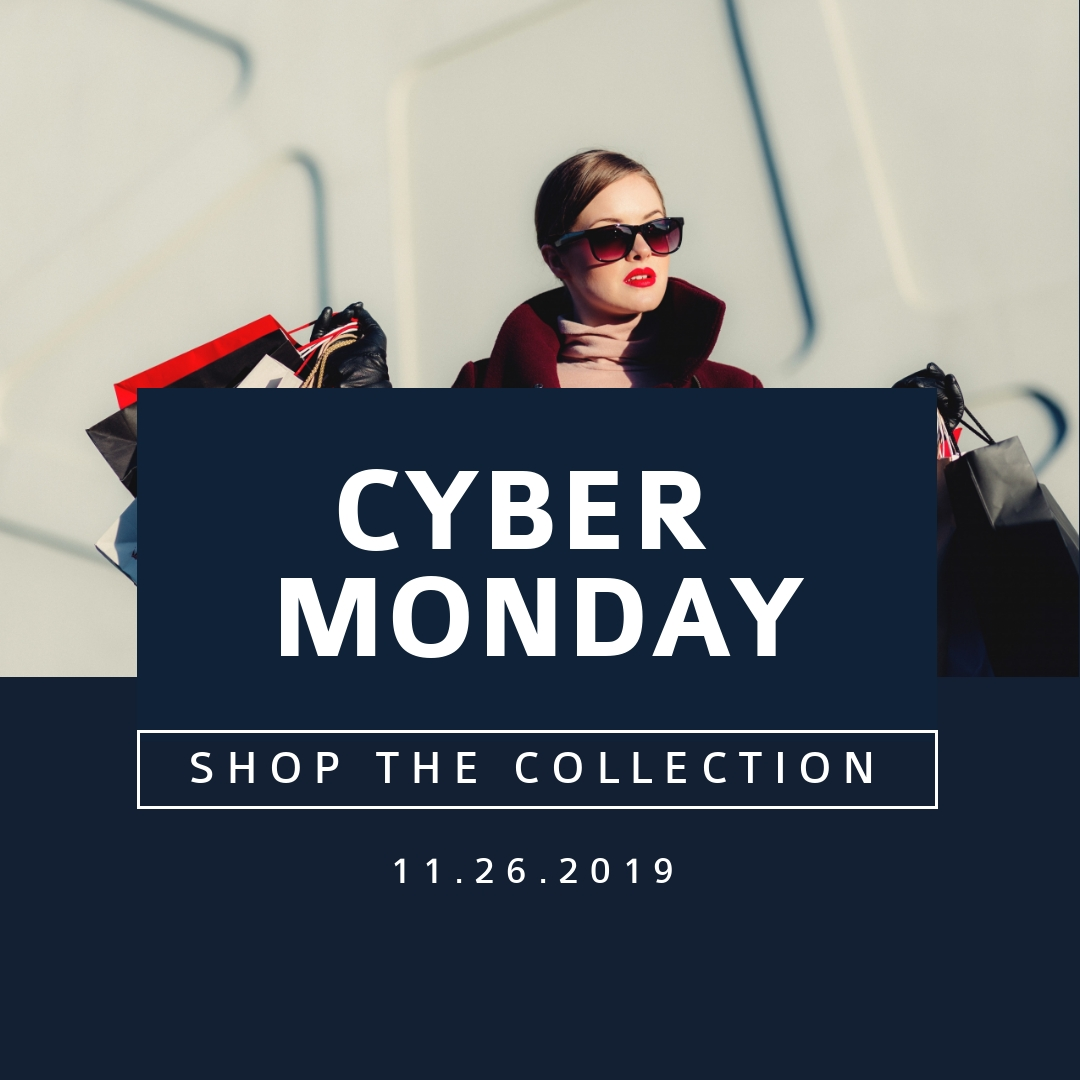 Cyber Monday Instagram Post Template