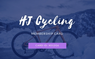 Cycling - ID Card Template