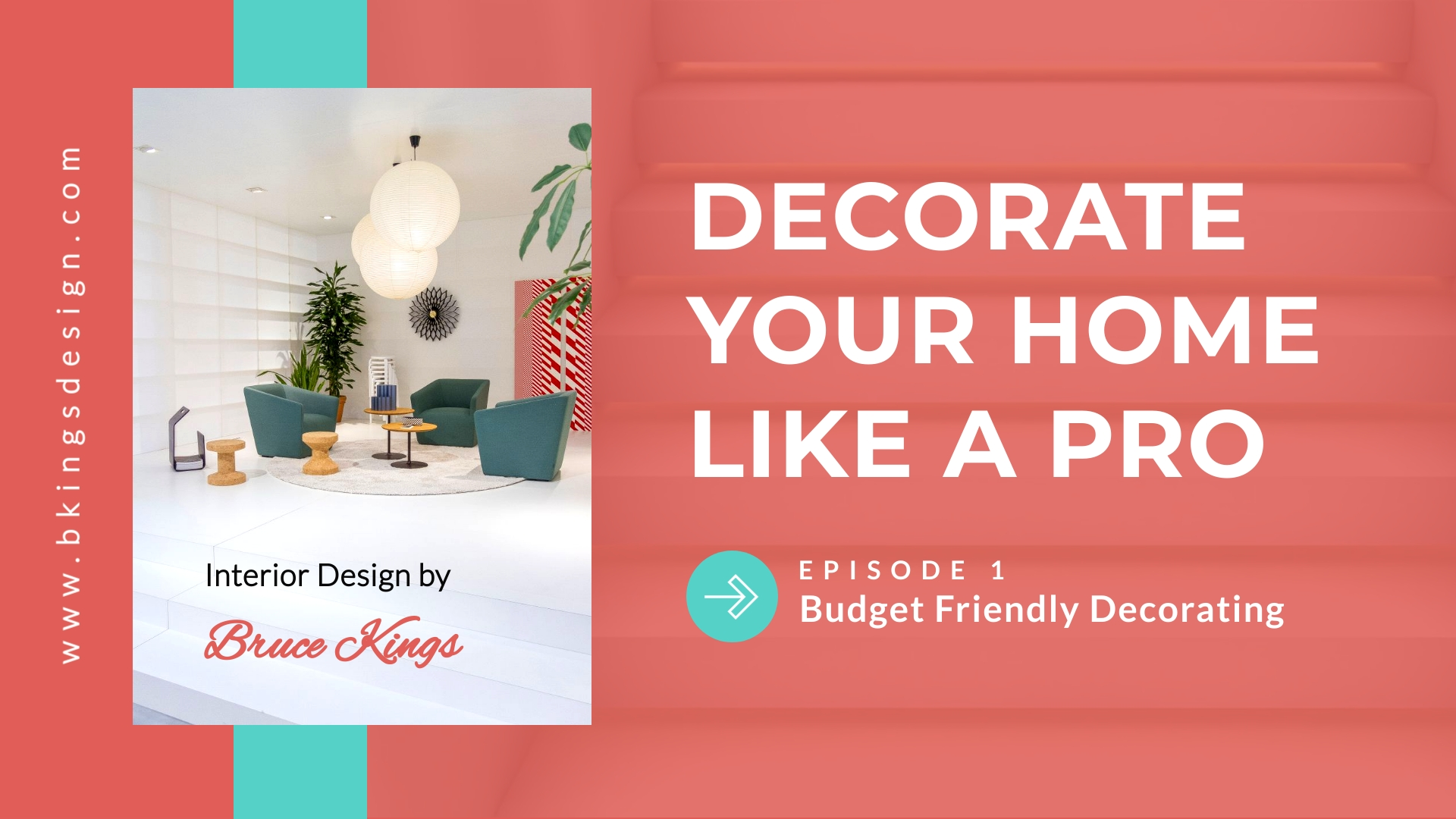 Decorate Your Home Like a Pro Intro - Video Template