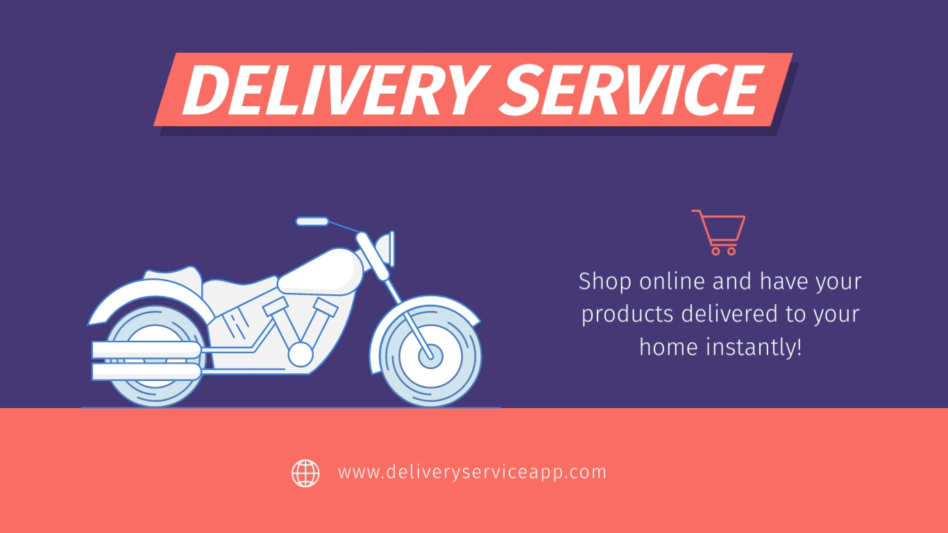 Delivery Service Wide Template