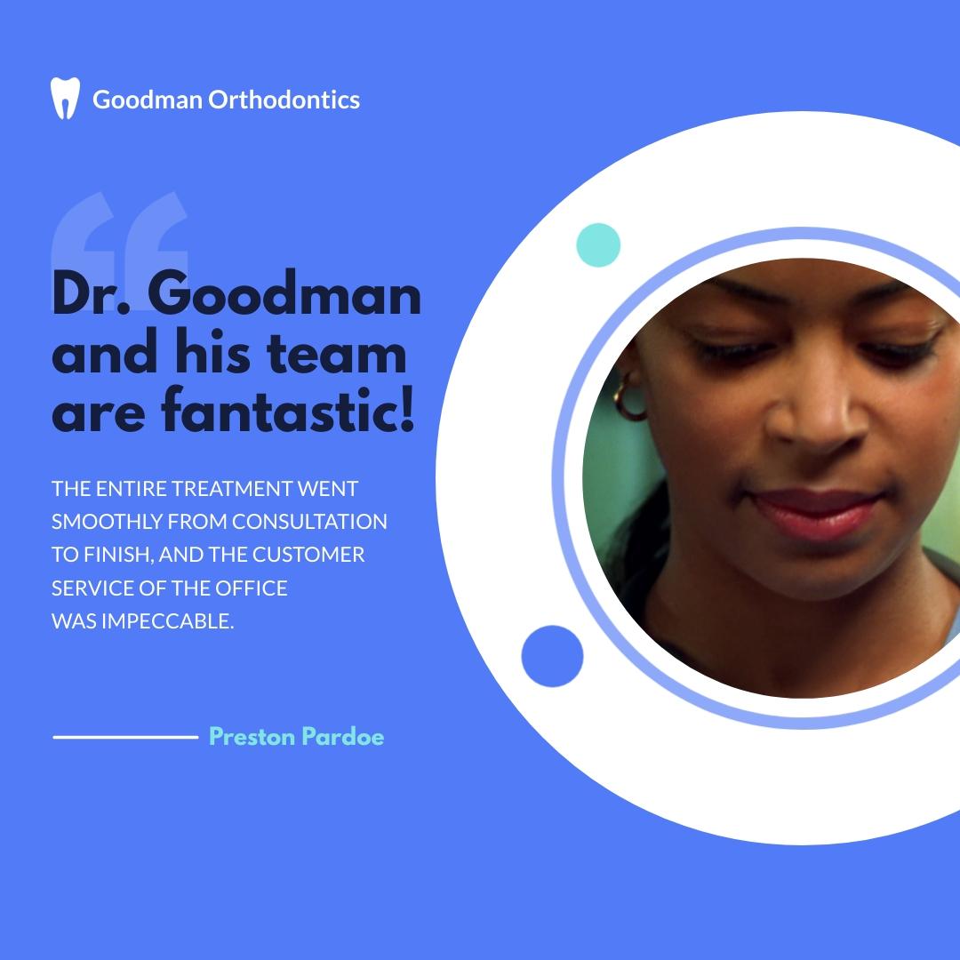 Dental Specialist - Video Testimonial Square Template