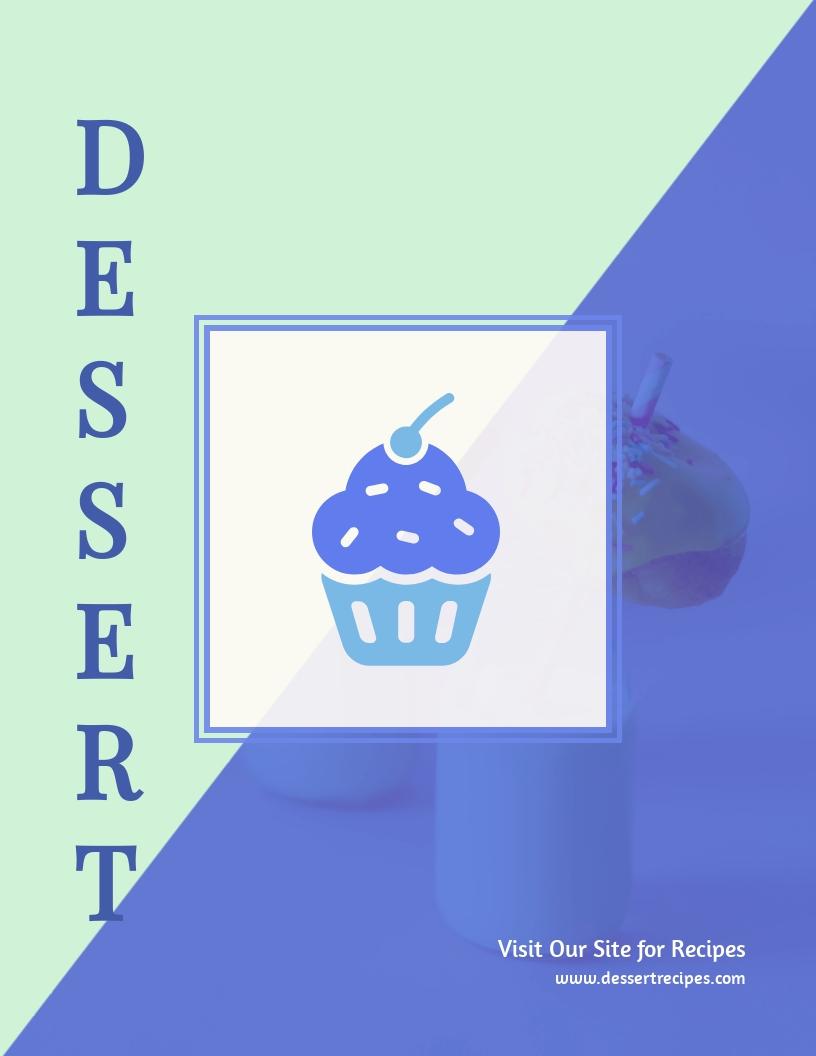 Dessert - Flyer Template