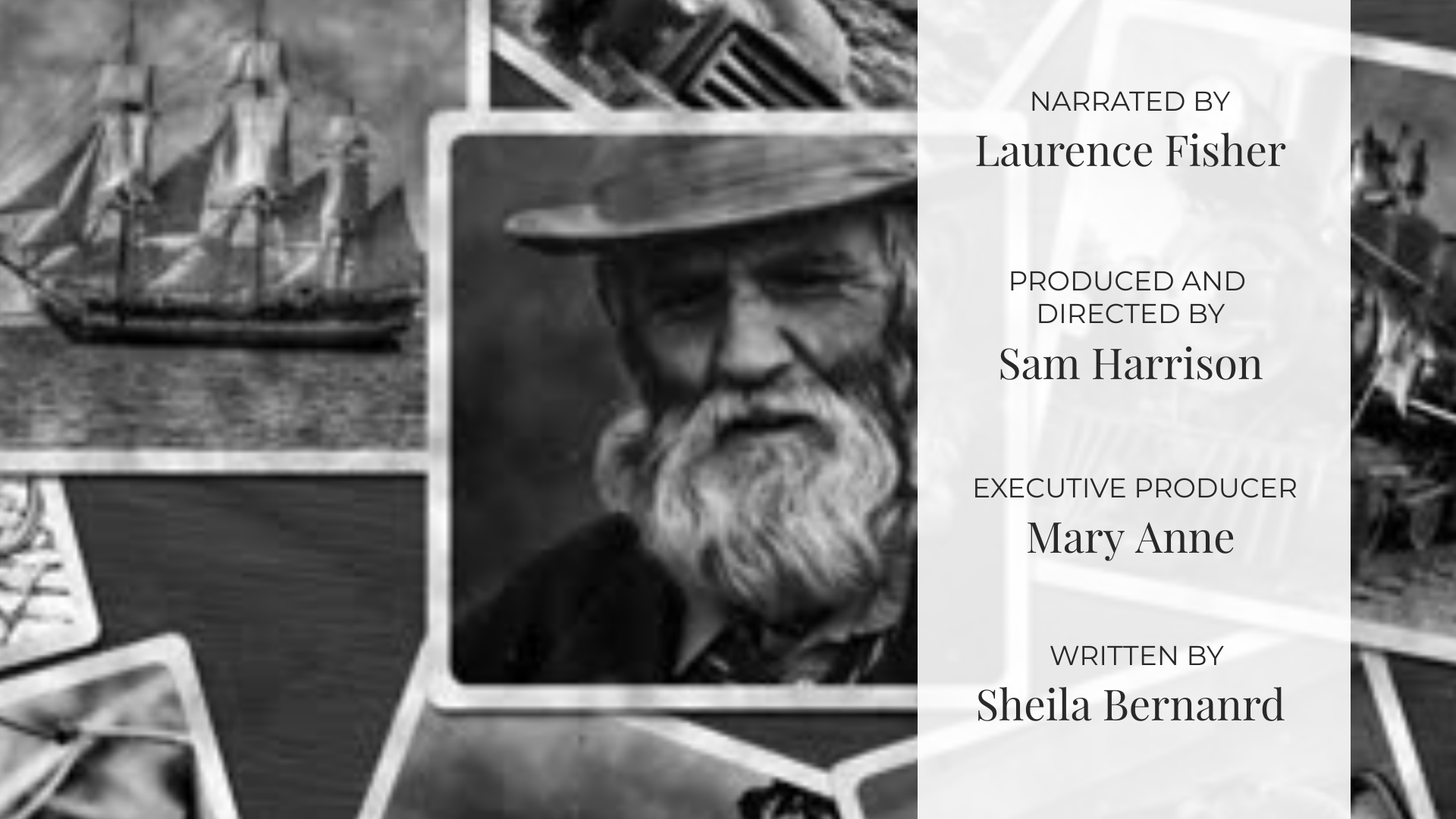 Documentary - Credits Video Template