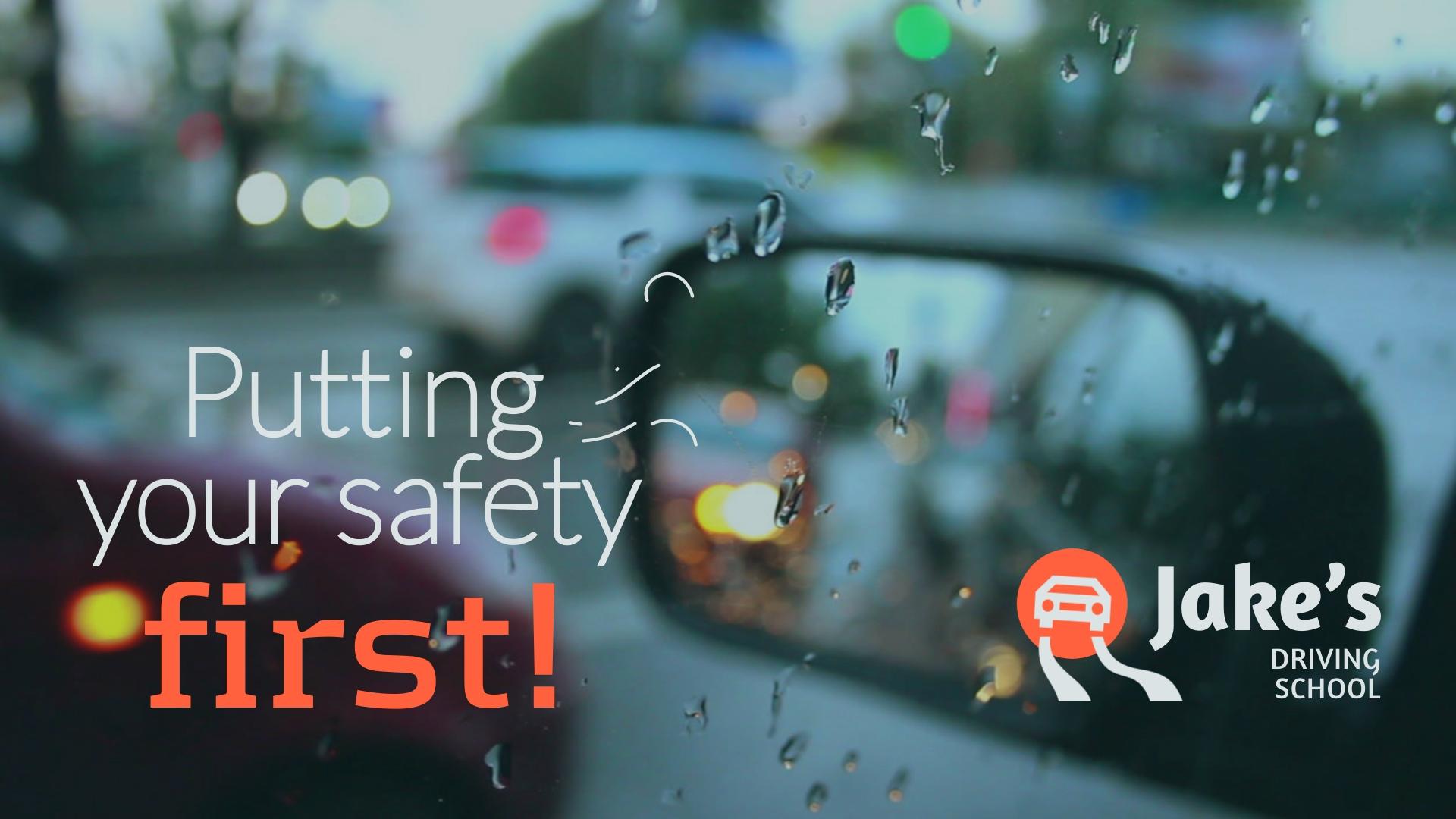 Driving Lesson - Promo Ad Template