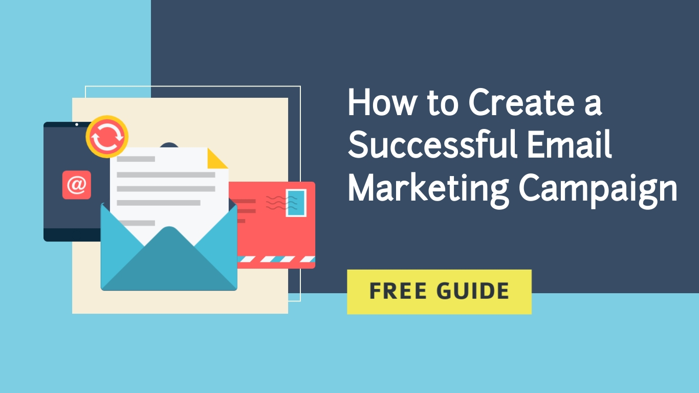 Email Marketing Campaign Wide Template