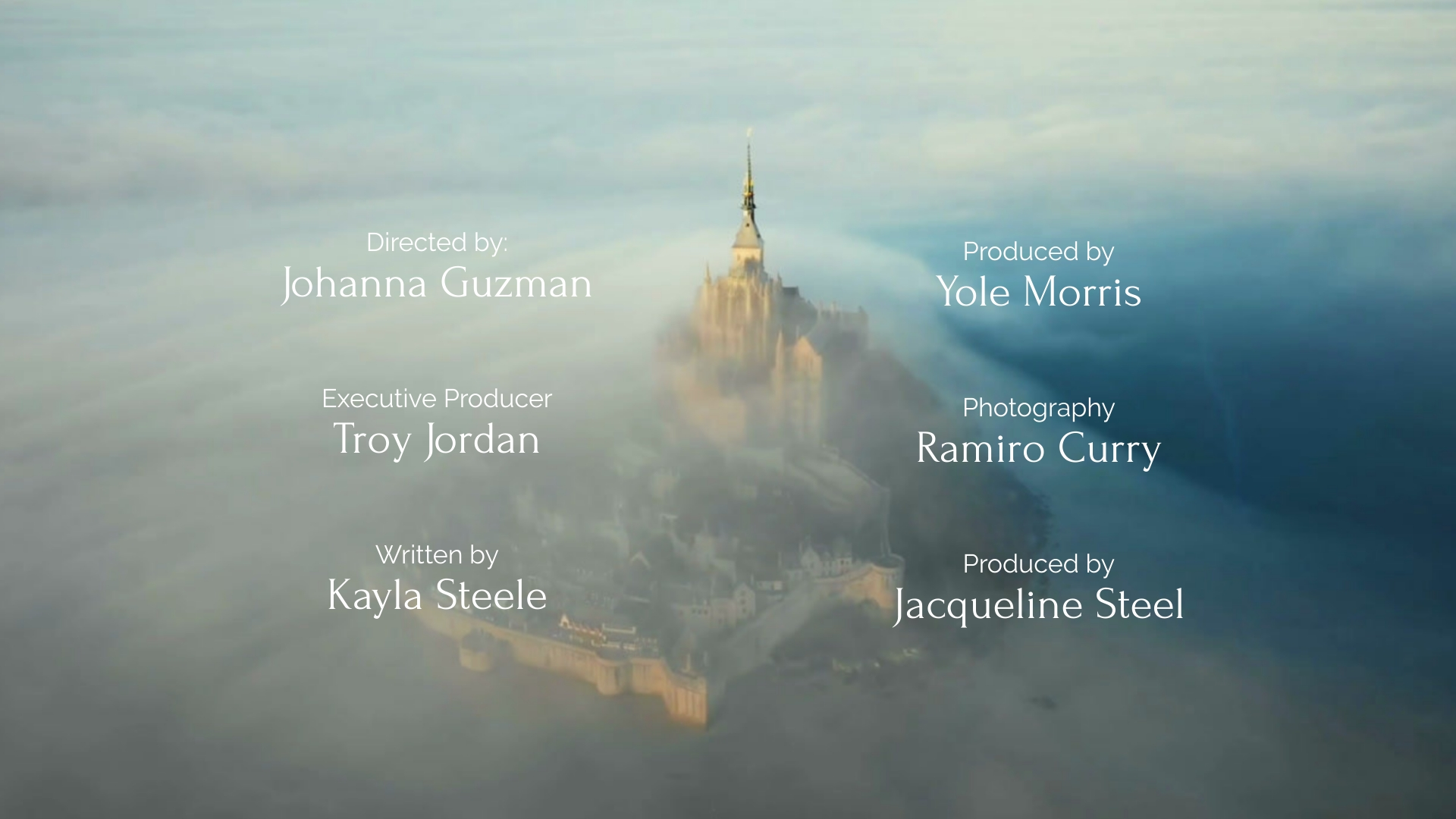 Epic Movie - Credits Video Template