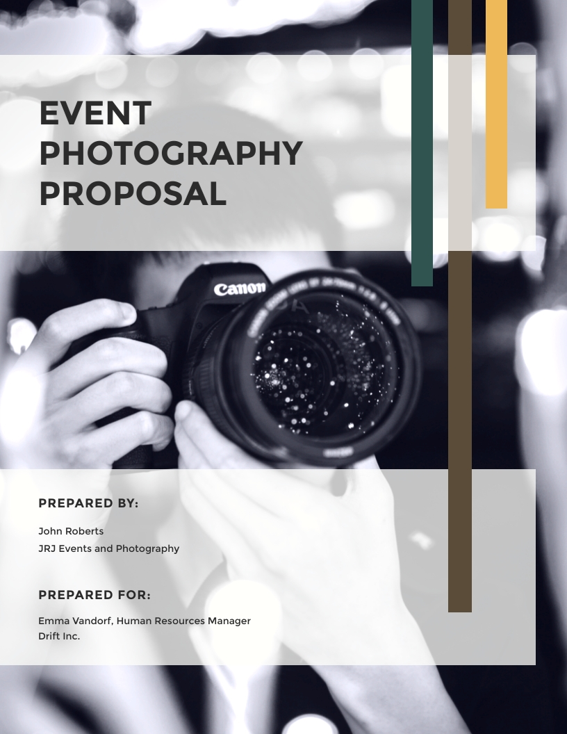 Photography Proposal Template Download from assets.visme.co