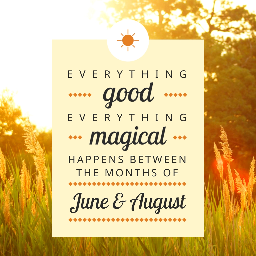 Everything Magical Quote Animated Square Template