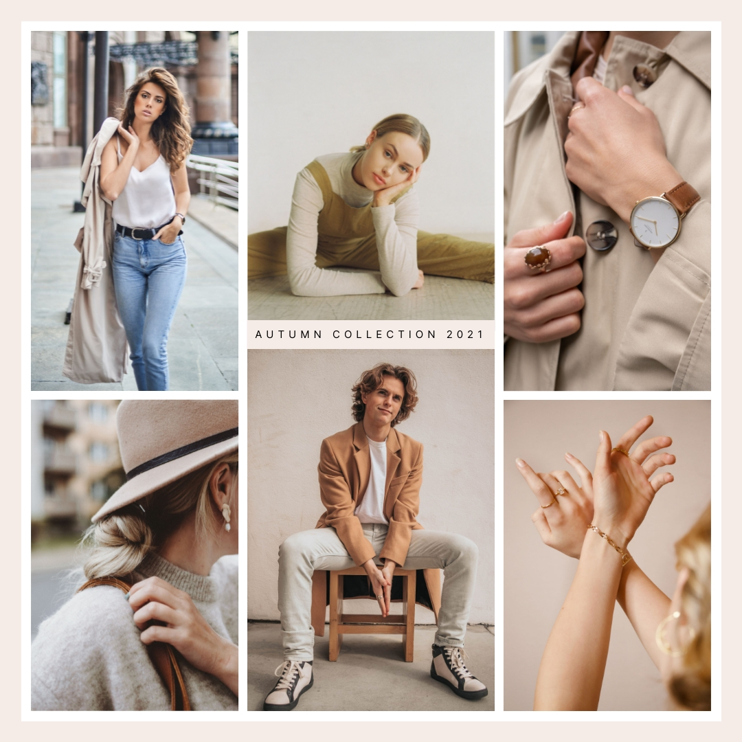 Fashion Collage Template