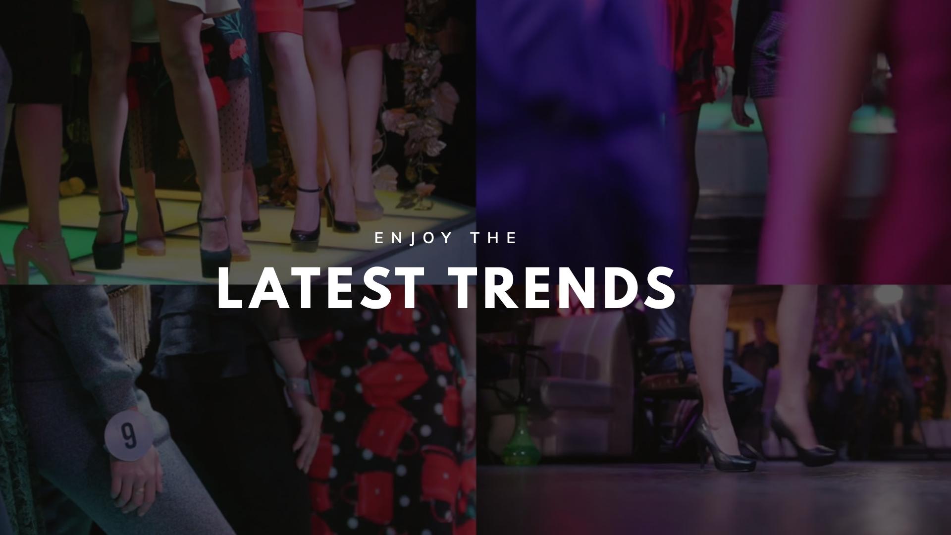 Fashion Trailer Video  Template