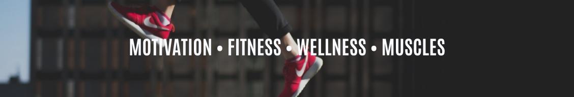 Fitness LinkedIn Header Template