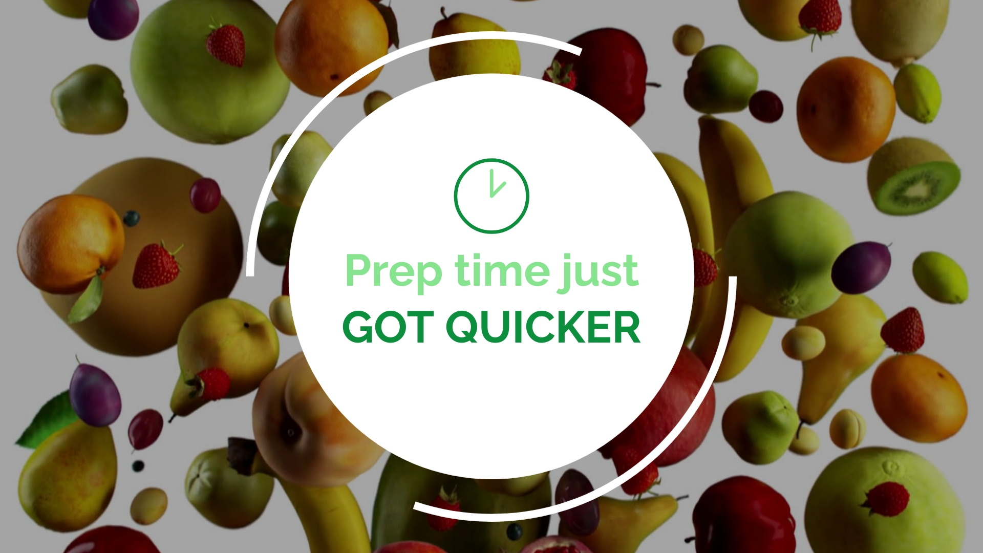 Food Processor Product Video Template