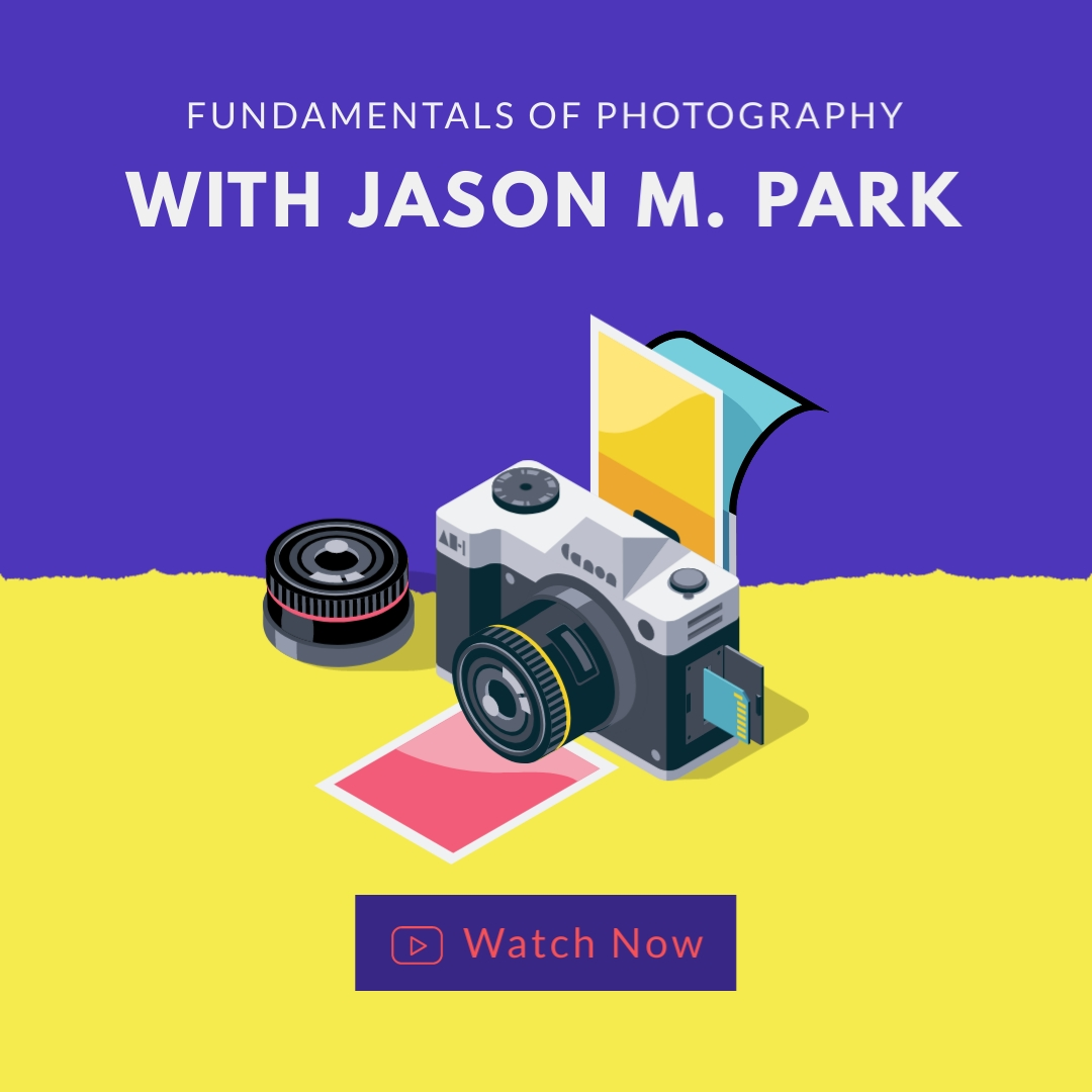 Fundamentals of Photography Square Template