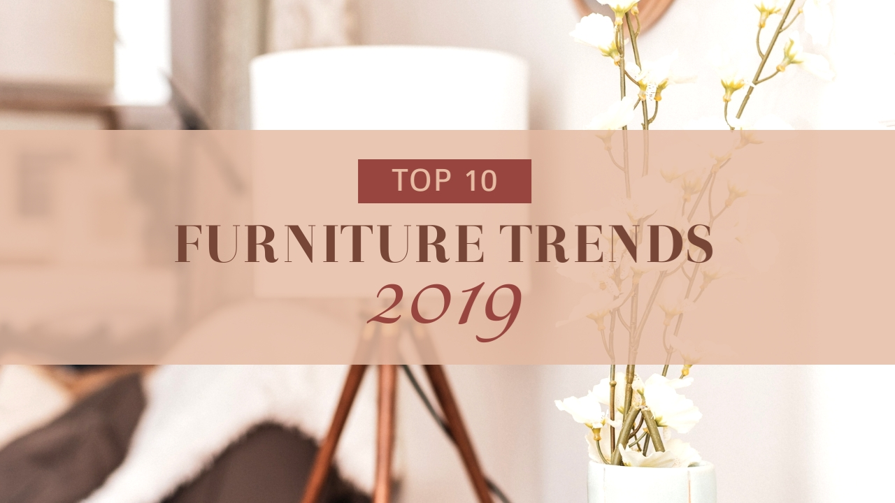 Furniture Trends Youtube Video Cover Template