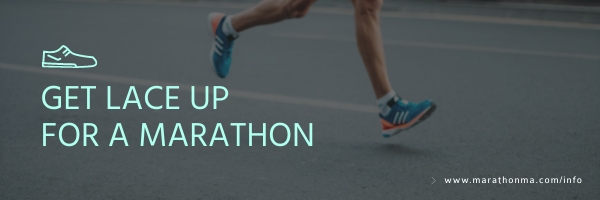 Get Lace Up For Marathon Email Header Template