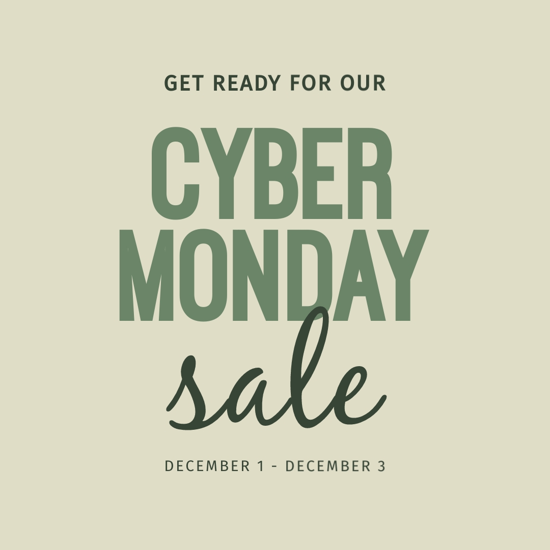 Get Ready for Cyber Monday Sale Blog Graphic Medium Template