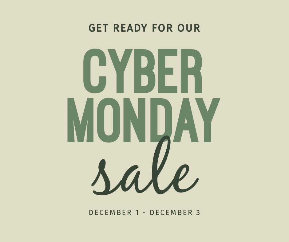 Get Ready for Cyber Monday Sale Facebook Post Template