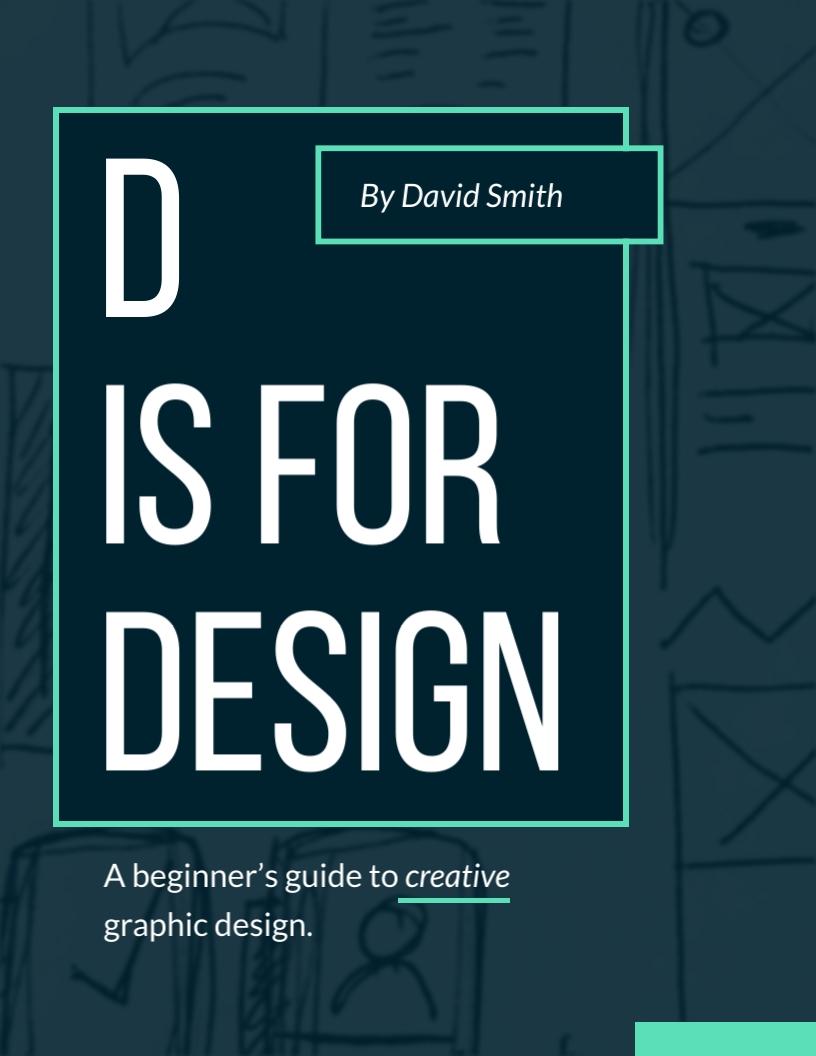 Graphic Design - Ebook Template