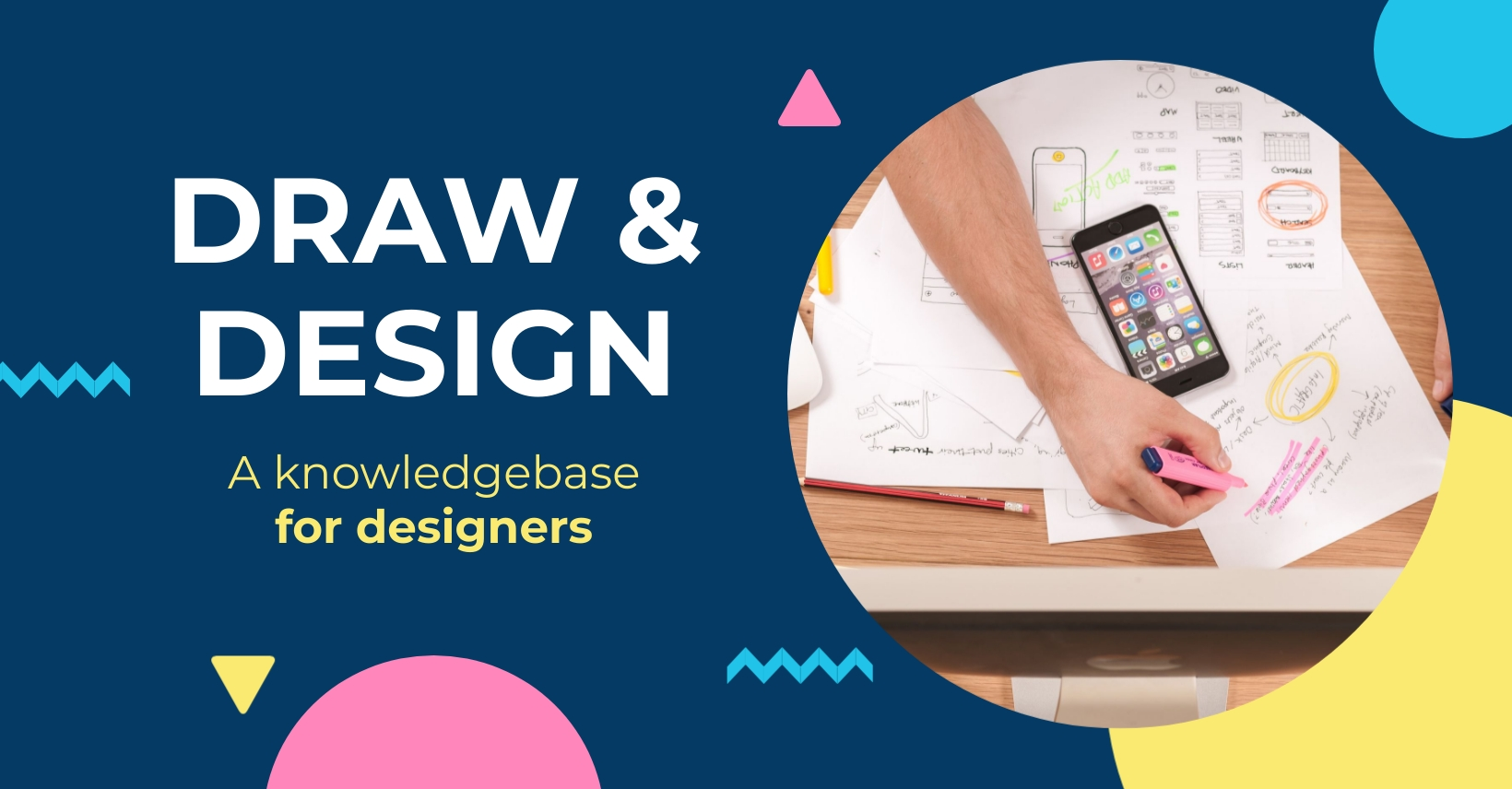 Graphic Designers Facebook Group Cover Template