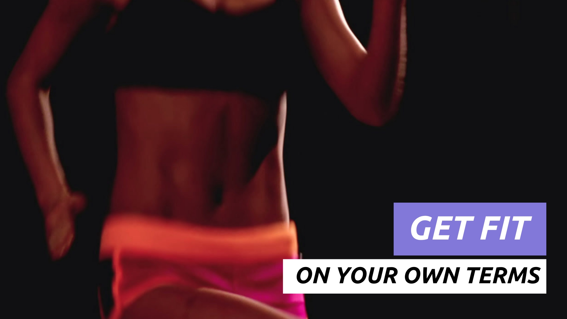 Gym - Promo Ad Template