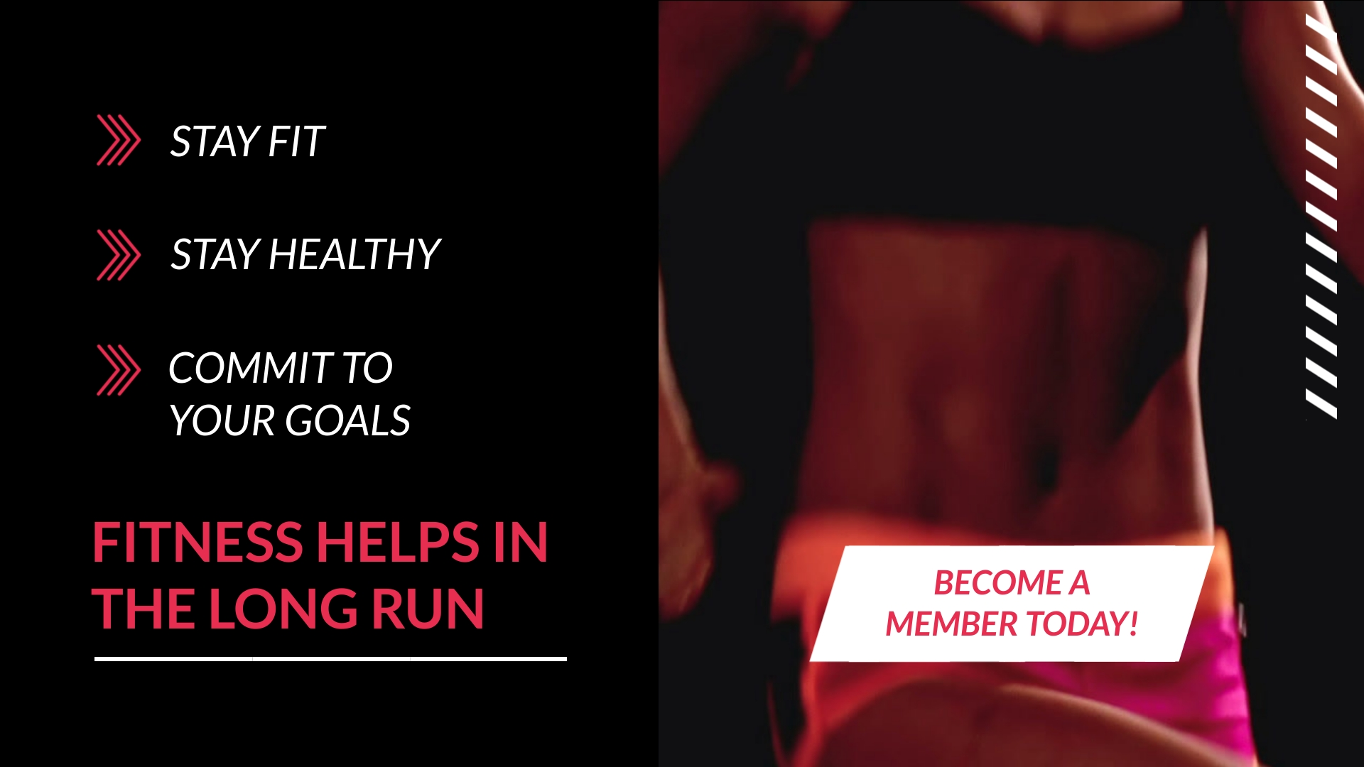 Gym - YouTube Video Ad Template