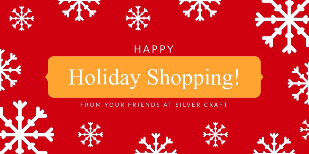Holiday Shopping - Website Header Template