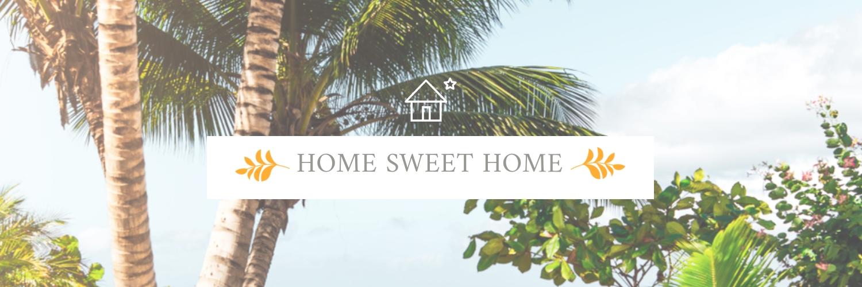 Home Sweet Home Twitter Header Template