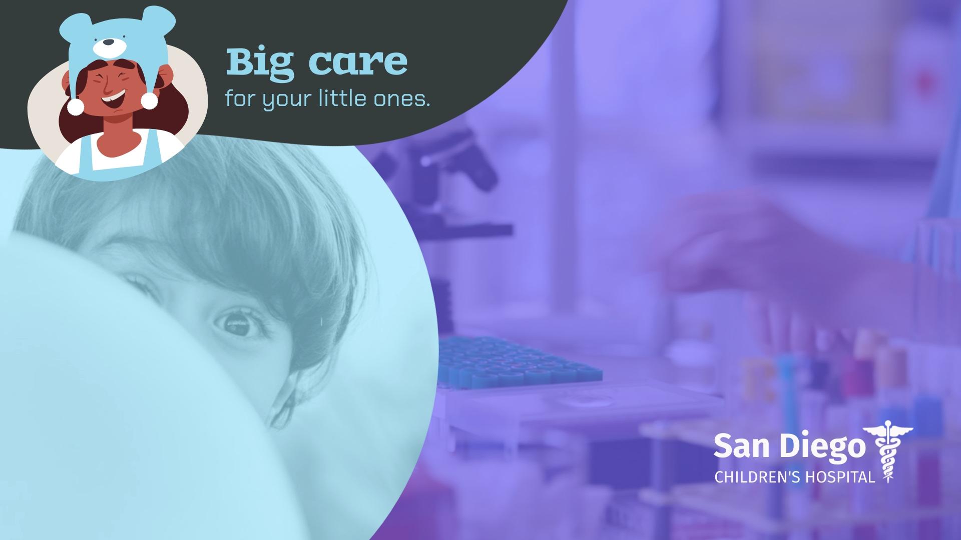 Hospital - Promo Ad Template