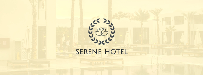 Hotel Facebook Cover  Template