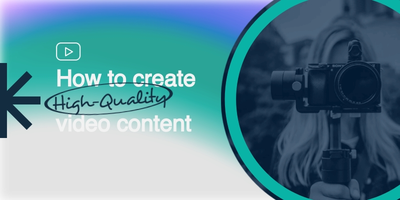 How to Create HQ Video Content Blog Graphic Header Template