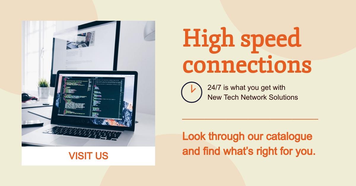 ISP Brand - LinkedIn Ad Template