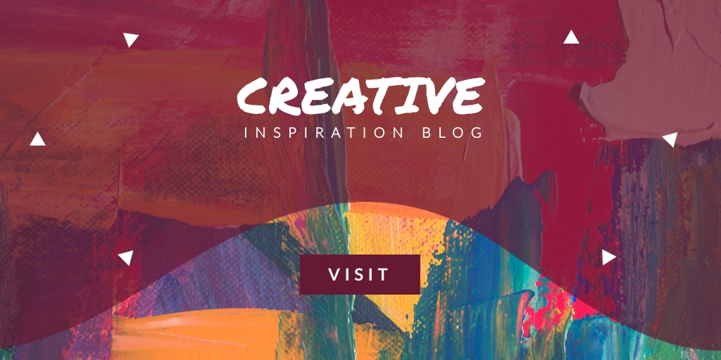 Inspiration Blog Twitter Post  Template