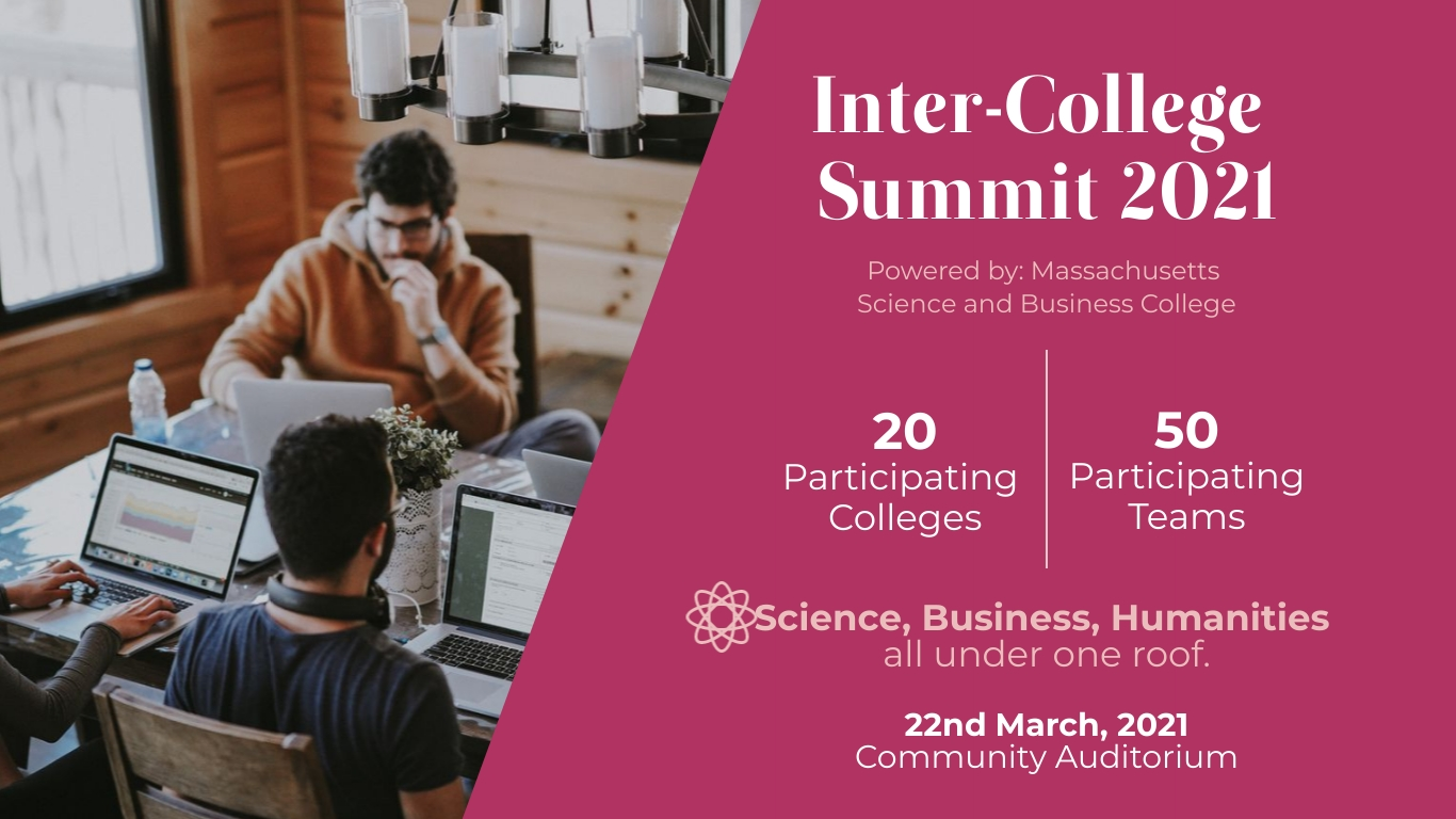Inter College - Facebook Event Cover Template
