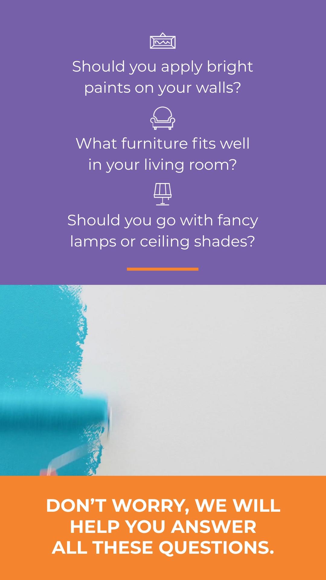 Interior Design Brand - Instagram Video Ad Template