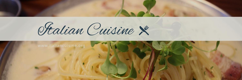 Italian Cuisine Template