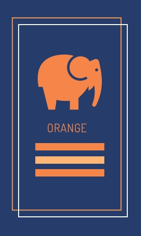 Kids Color Flashcard Template